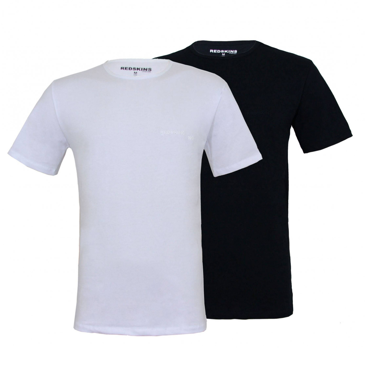 T-shirts col rond (X2)