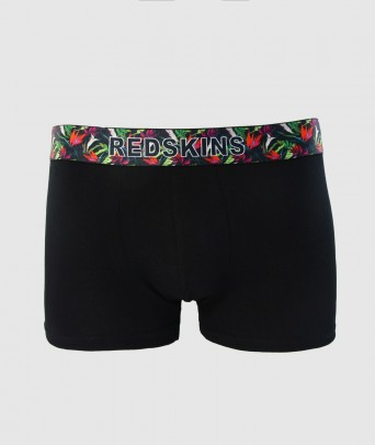 Boxer en coton stretch