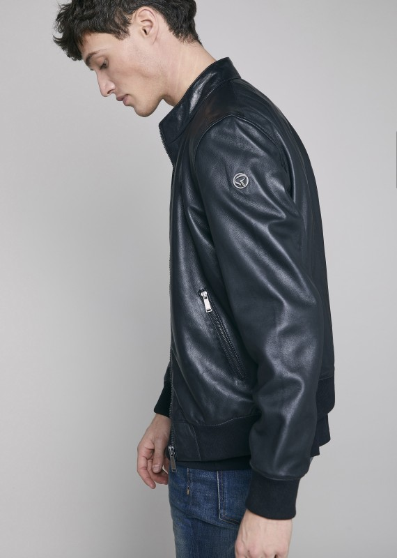Blouson cuir HEDGE BERKELEY