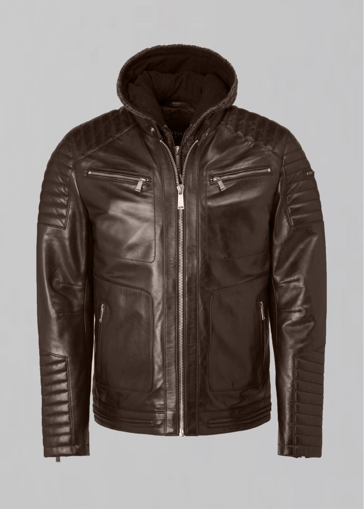 82f6884c6 Men's Leather Jackets - Redskins