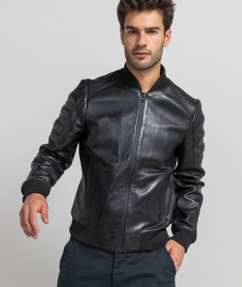 Leather jacket ALLEY STAFFORD