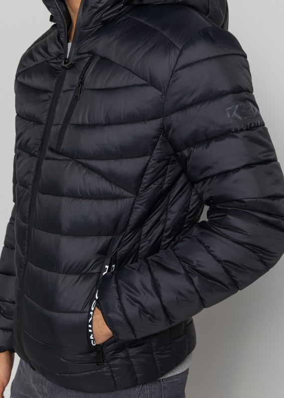 Down jacket CAYMAN YELL