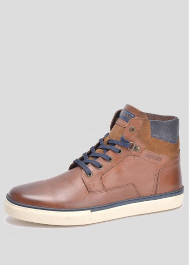 Leather sneakers CHARDON
