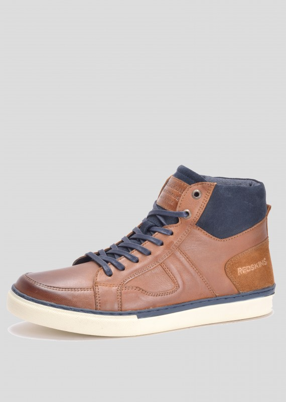 Leather sneakers CIZAIN
