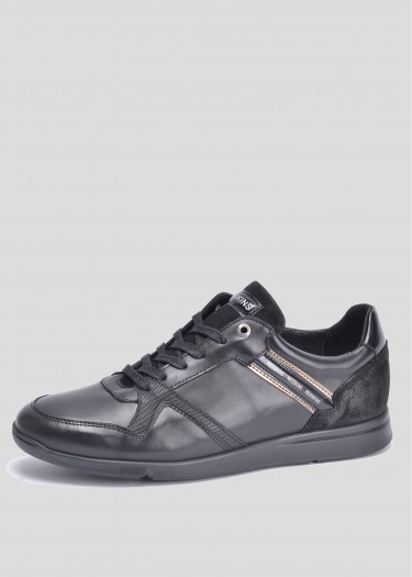 Leather sneakers COREL