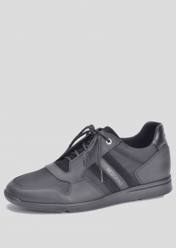 Leather sneakers REBILAN