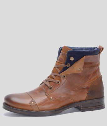 Leather boots YEDES