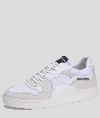 Leather sneakers ZUCARAN