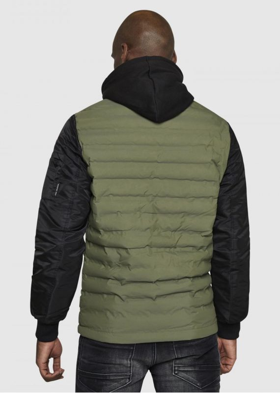 JEFFERSON INSIDE Down jacket