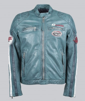 Leather jacket RAFTER CALISTA