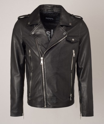 Blouson cuir CAPITAL STAFFORD