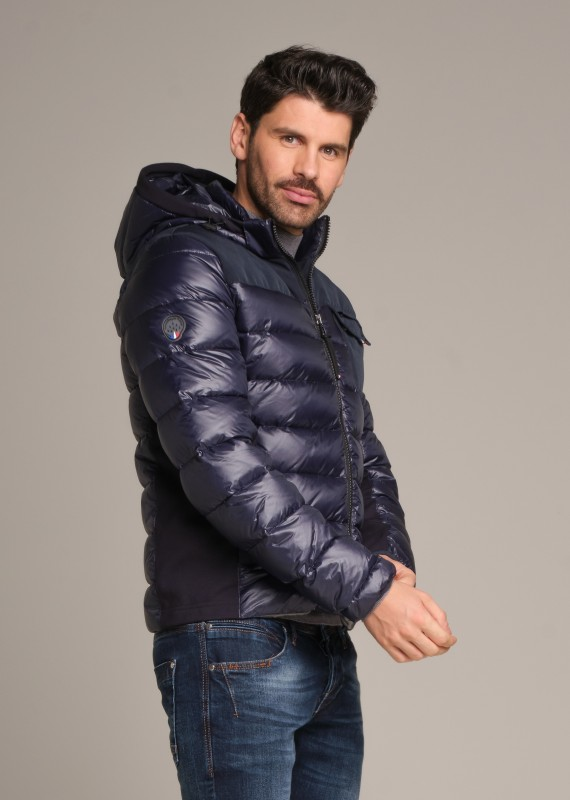 Down jacket SKY GOLDFINGER
