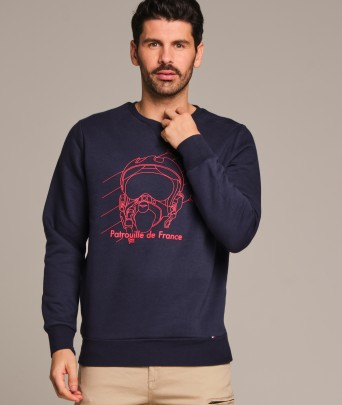 Sweatshirt PATROL POSTER fleece