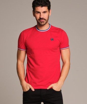 SOLO CALDER Cotton t-shirt