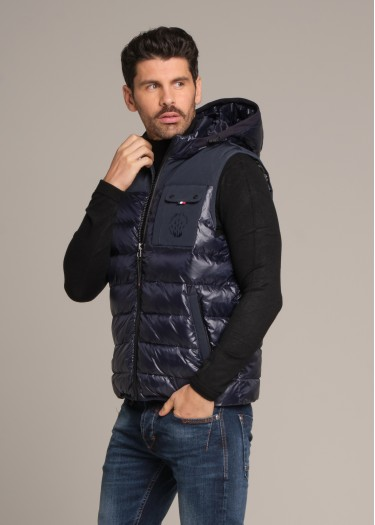 Down jacket AERO GOLDFINGER
