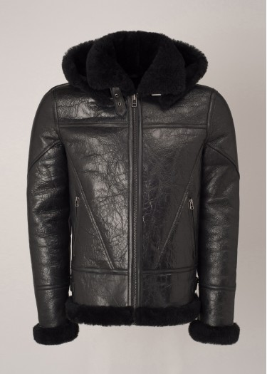 Leather jacket WALKER ALPINA