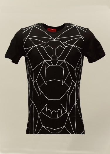 T-shirt GEOMETRIC MATRIX