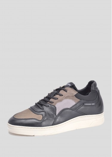 Leather sneakers ZUCARO