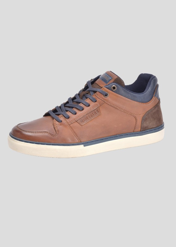 Leather sneakers CALISTO