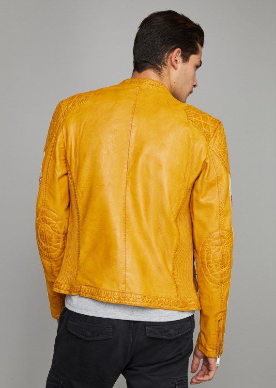 Leather Jacket RAFTER CALISTA 2