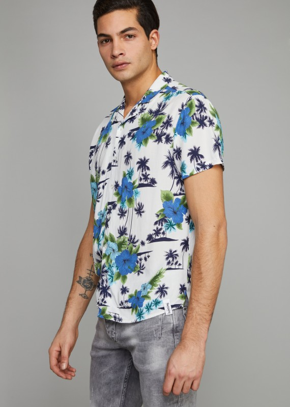 Camisa hawaienne FORCED COOPER