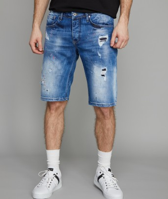 Short en jean SINCLAIR GRAPH
