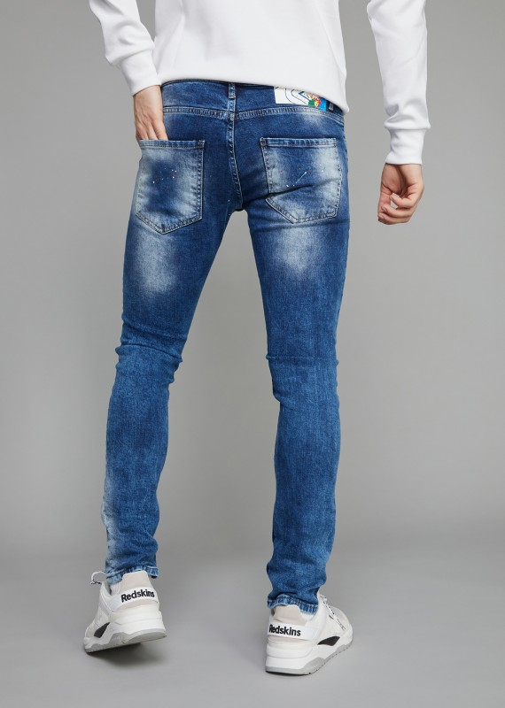 Jeans STEED GRAPH