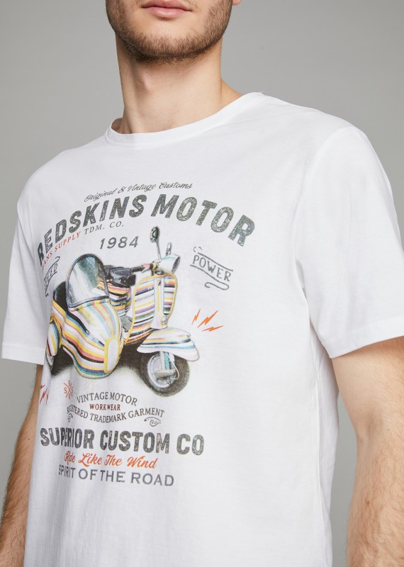 Camiseta RYAN HONDA