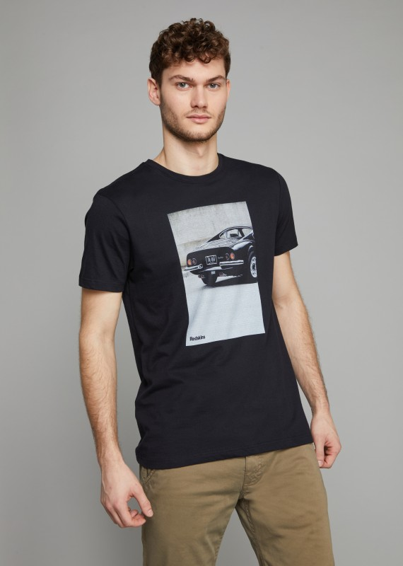 T-shirt BLACKCAR HONDA
