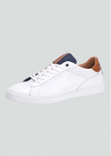 Leather sneakers AMICAL