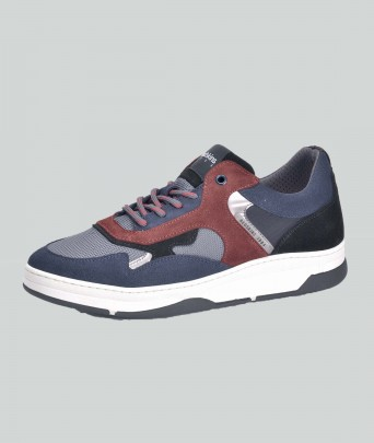 Leather sneakers TEXTE