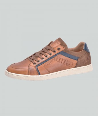 Leather sneakers ORMANI