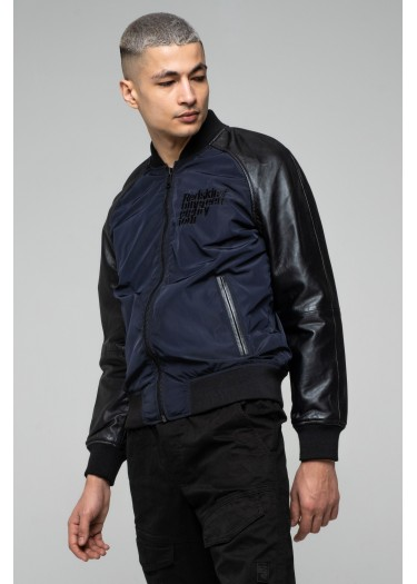 Leather Jacket BUENOS PRETO