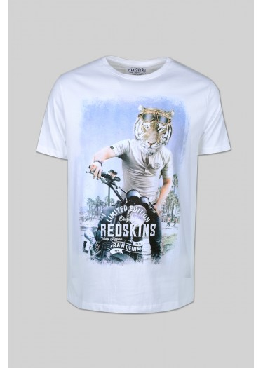 Tee shirt RAY HONDA
