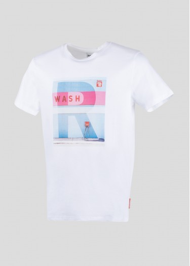 T-shirt WASHER HONDA