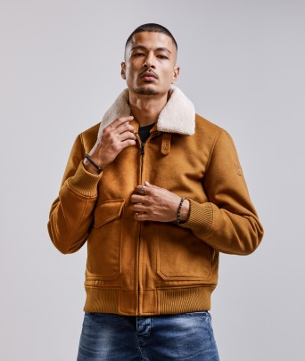 Manteau BOSTON WOLCOAT