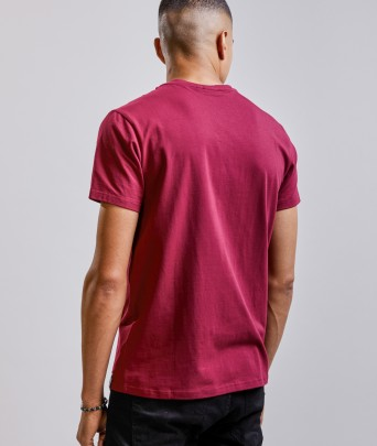 T-shirt  DRIFT CALDER Bordeaux