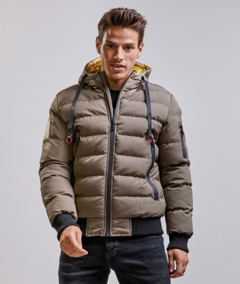 Down Jacket KOAL NATO