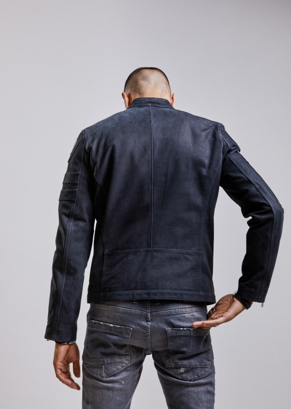 Leather jacket LUTHER FOSCO