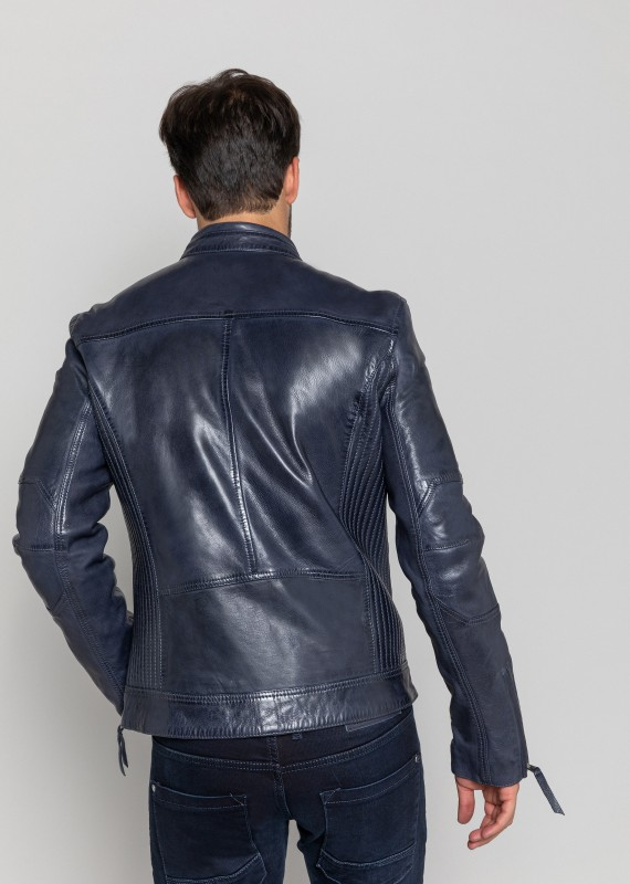 Leather jacket TRUST VICTORY