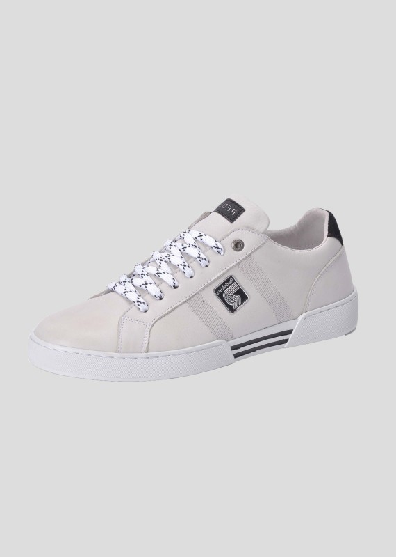 Leather sneakers WARRIOR