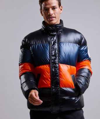 Down jacket KINZIE RUSH