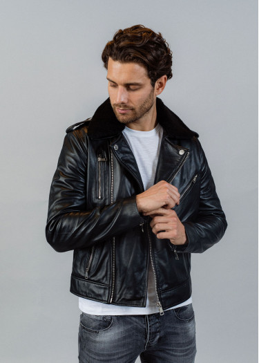 Leather jacket  SPEEDSTER2 EAGLE