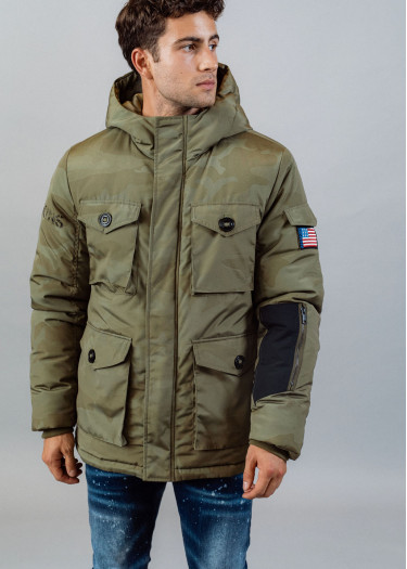 Parka HOLDEN CONGRESS