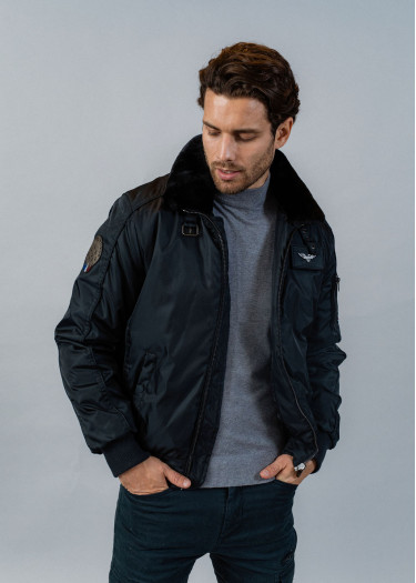 HURRICAN FIGHTER PATROUILLE DE France Jacket