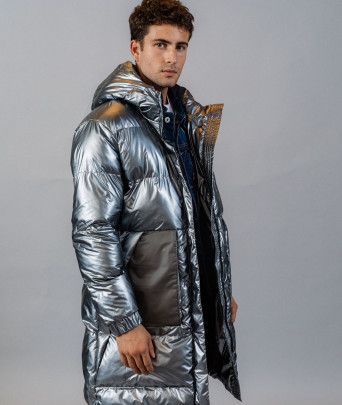 Down Jacket WELLS CHASE
