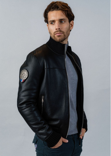 Leather jacket  NAXO MERINO