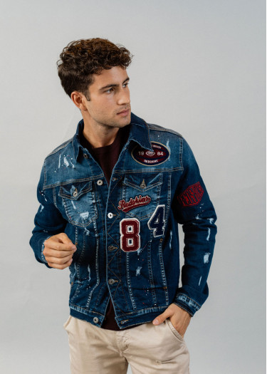 Jacket HOME GRAPH