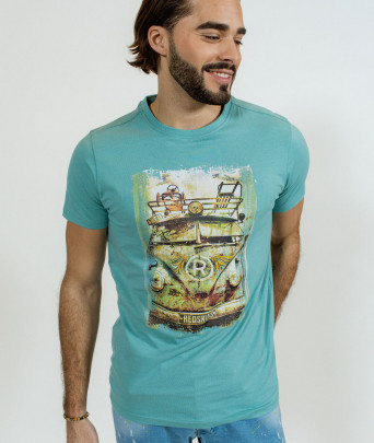 Camiseta RUSTY EASY
