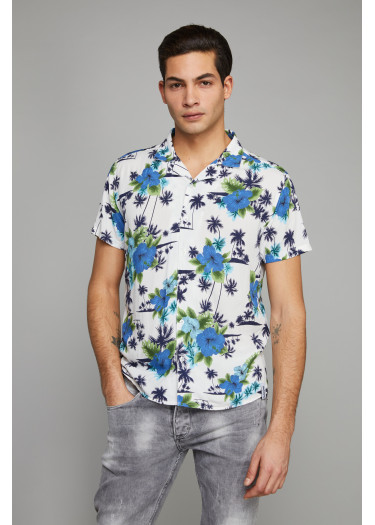 Chemise FORCED COOPER